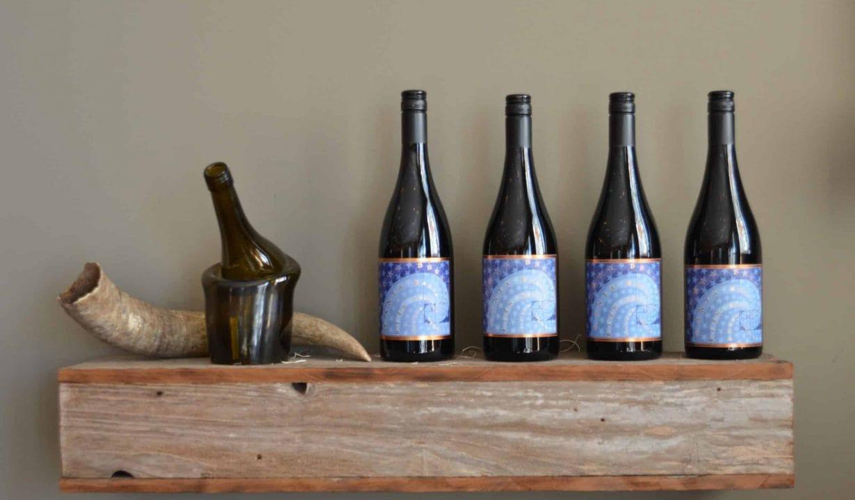 Bonny Doon Vineyard Bottles