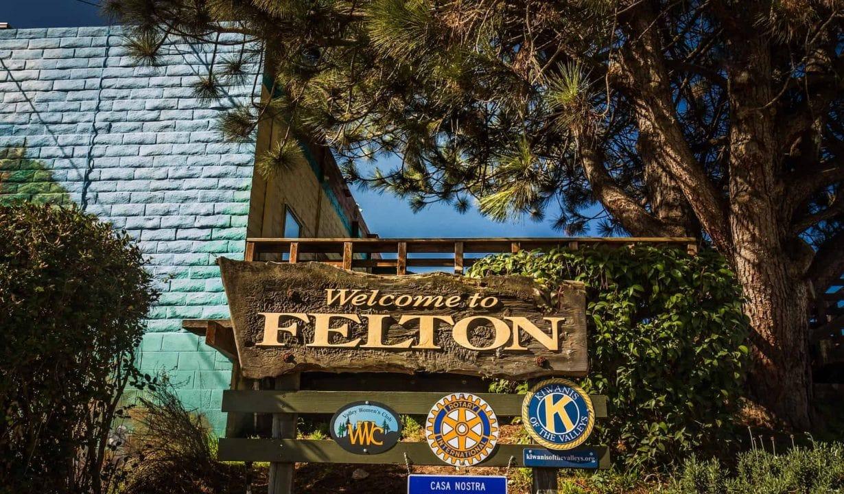 Felton, California