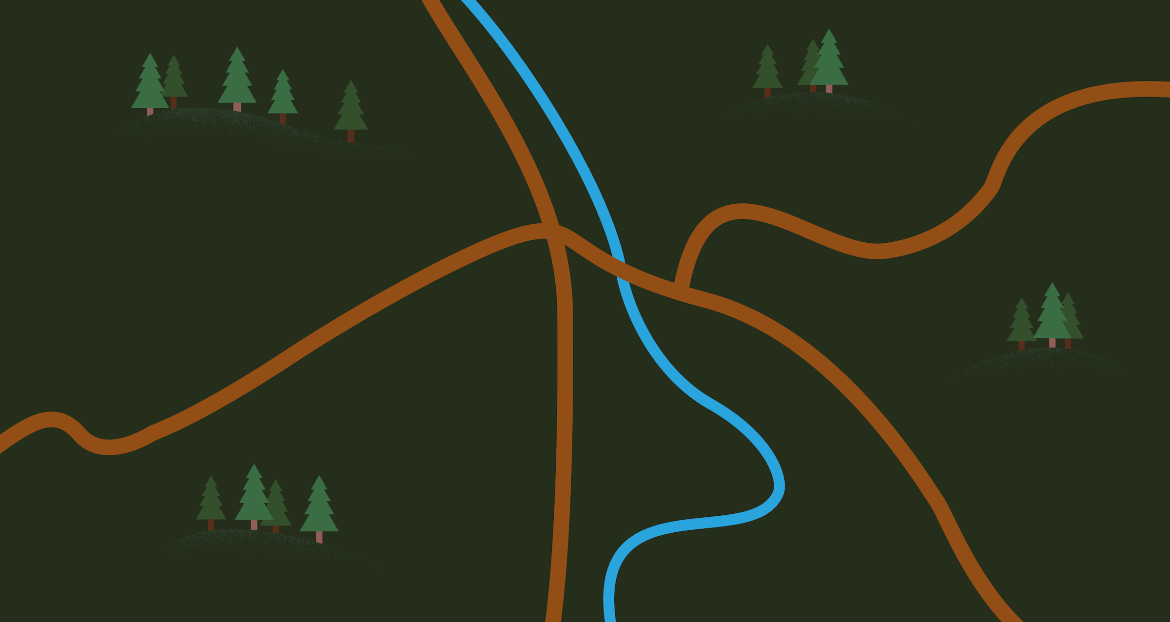 Felton Map