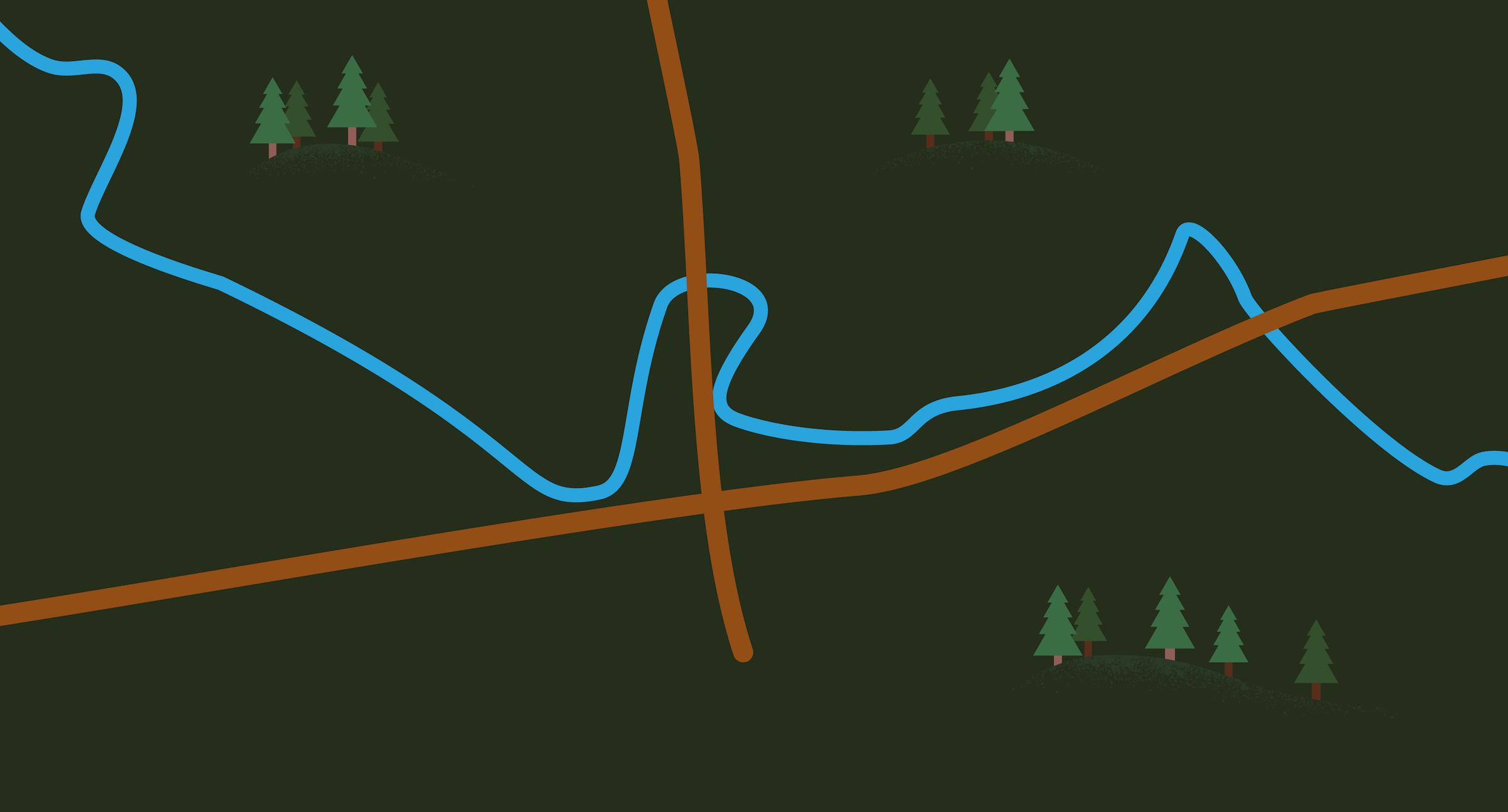Pescadero Map