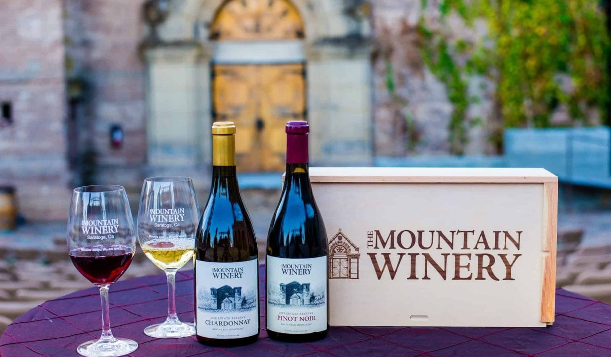 The Mountain Winery Wine