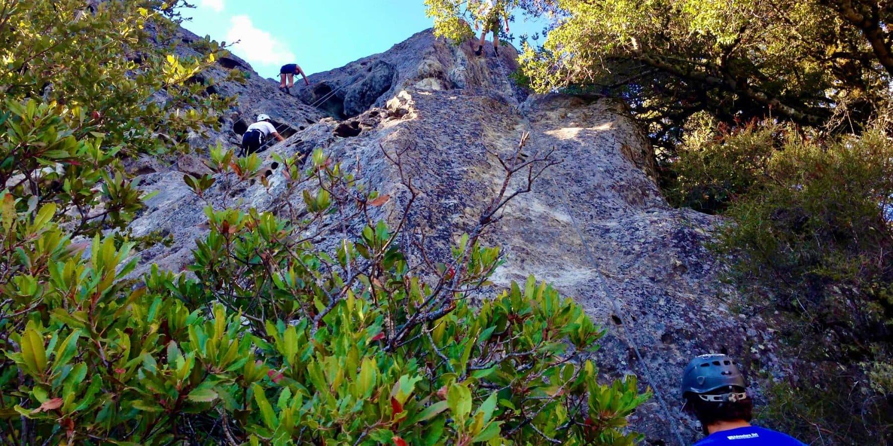 Goat Rock at Castle Rock State Park