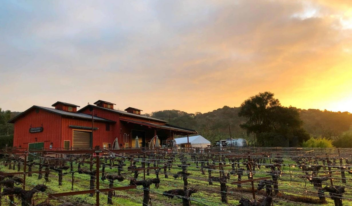 Martin Ranch Winery