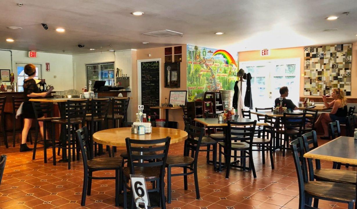 Boulder Creek Roadside Cafe