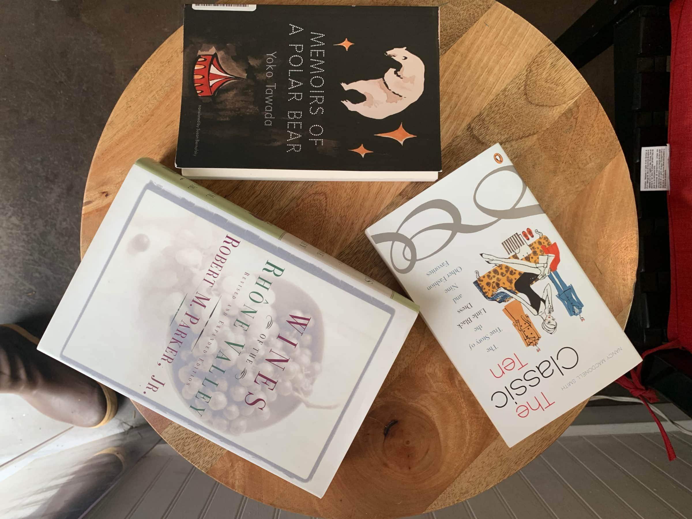 Books at Equinox