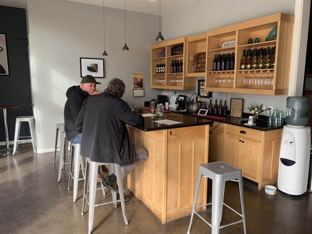 Equinox Tasting Room