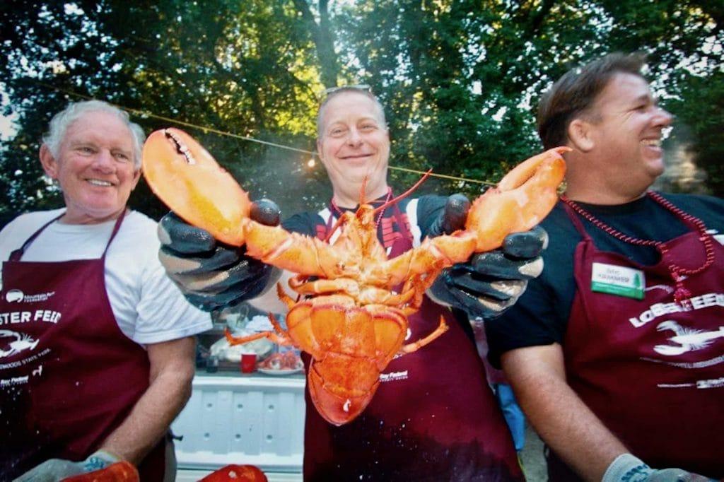 Lobster Feed