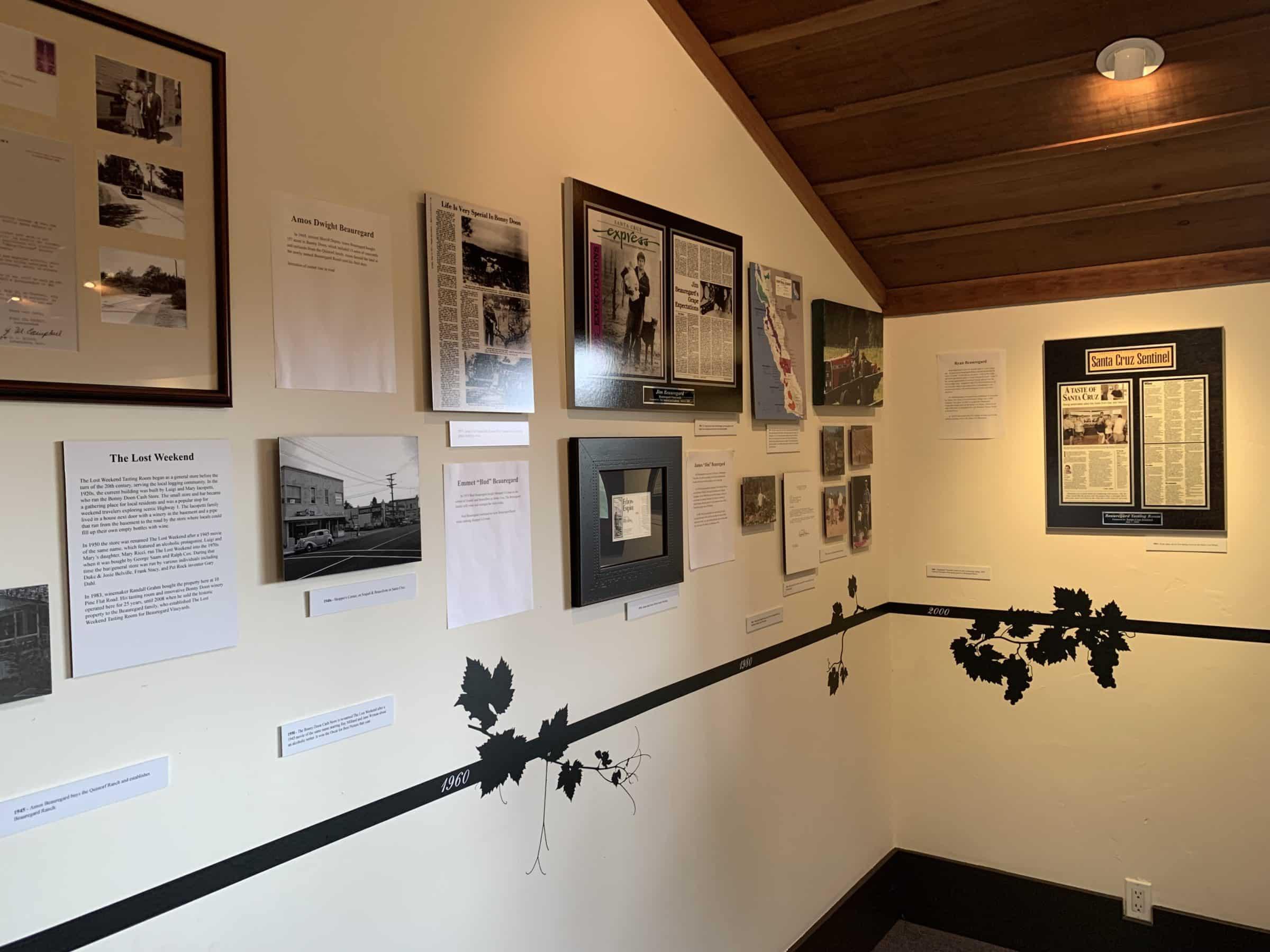 Lost Weekend Gallery at Beauregard Vineyards