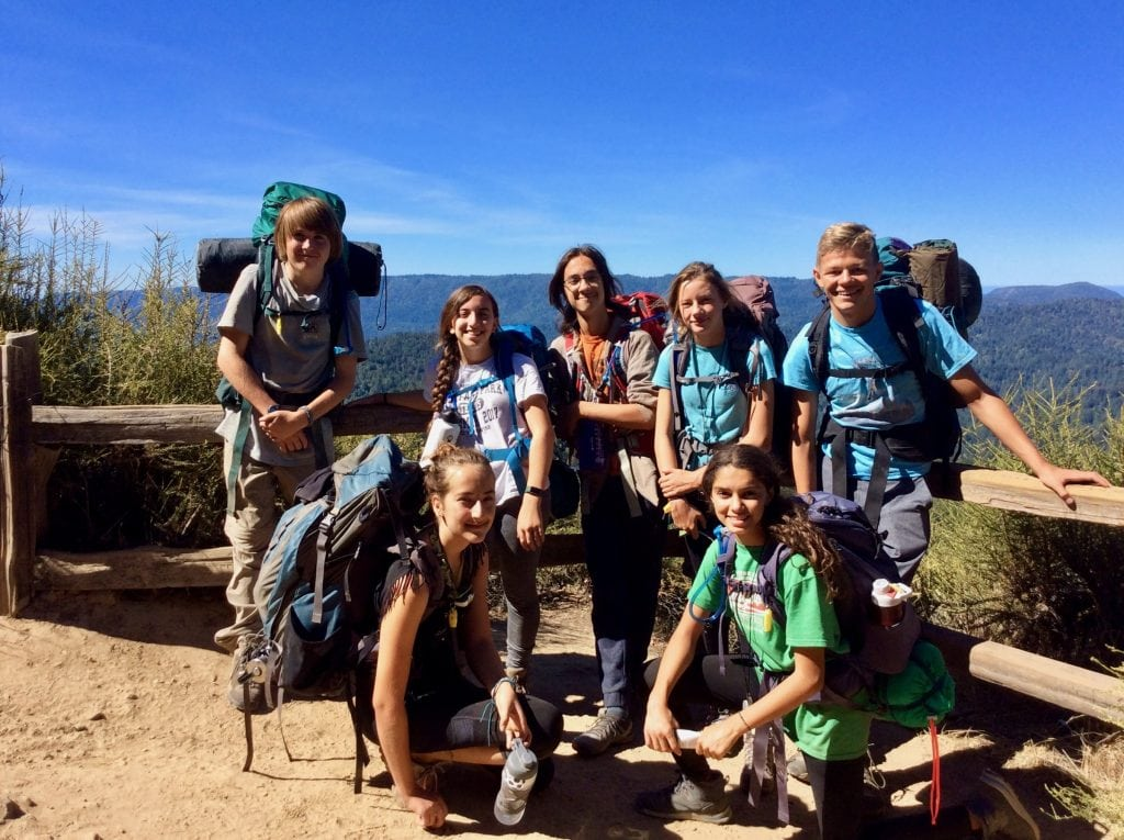 World and Wilderness Youth Leadership Development