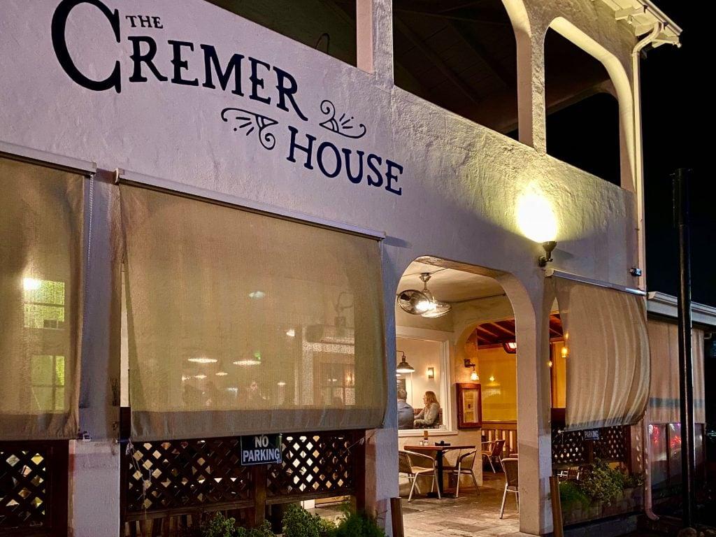 cremer house entrance
