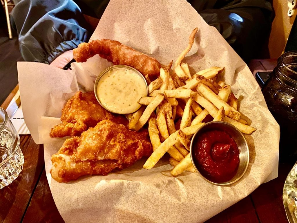 cremer house fish chips